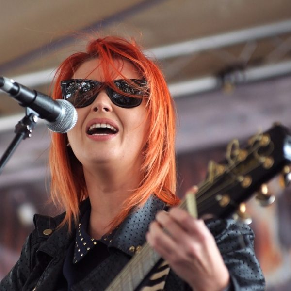 The Happy Endings at Humber Street Sesh 2015